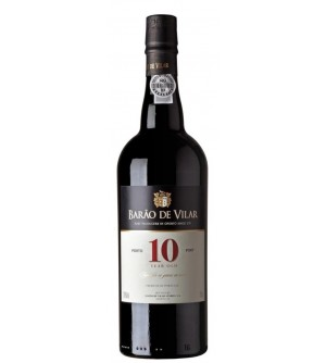 Barão de Vilar 10 Years Old Port Wine