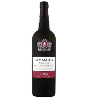 Taylor's Single Harvest 1964 Port Wine