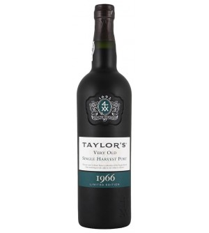 Taylor's Single Harvest 1966 Port Wine