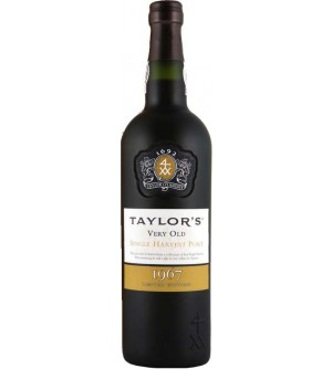 Taylor's Single Harvest 1967 Port WIne