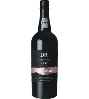Wine Port DR Vintage 2001