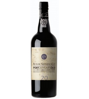 Butler Nephew's 20 Years Old Port Wine