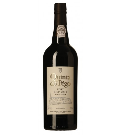 Quinta do Pégo LBV 2012 Port Wine