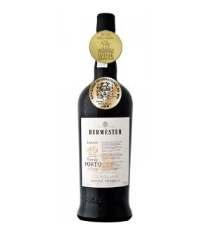 Burmester 40 anos Port Wine