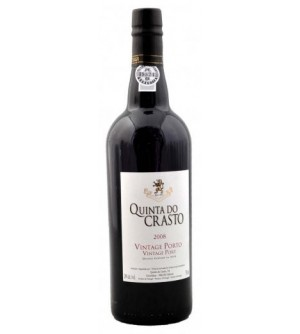 Quinta do Crasto Vintage 2008 Port Wine