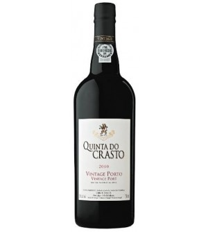 Quinta do Crasto Vintage 2010 Port Wine