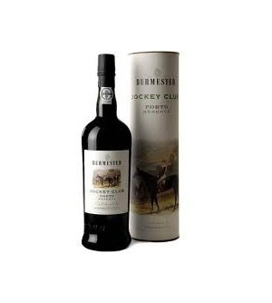 Burmester Jockey Club Port Wine